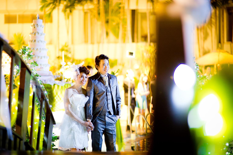 Bangkok Wedding Photography - SC Park Hotel Bangkok Wedding
