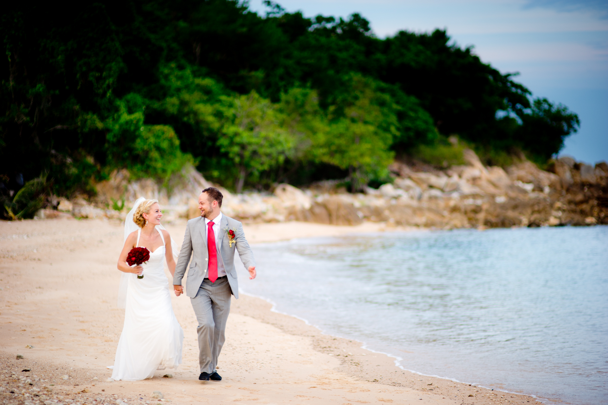 Nora Buri Koh Samui Wedding - Ko Samui Wedding Photographer