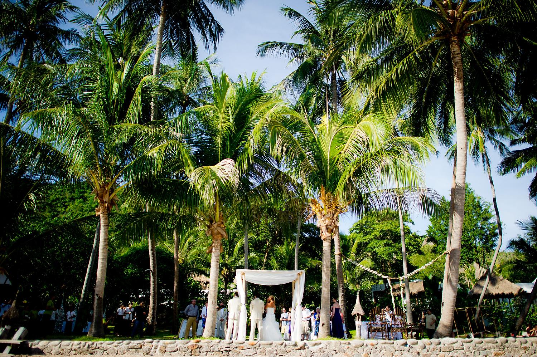 Koh Tao Wedding Photographer - Koh Tao Cabana Wedding