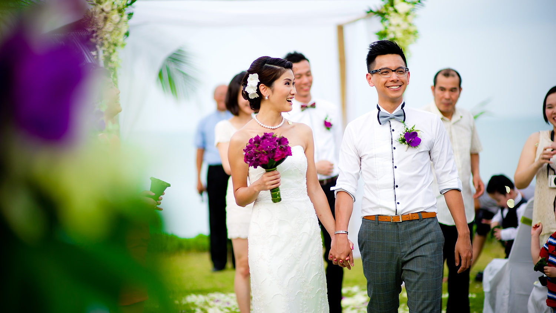 Samui Wedding Photographer - Saree Samui Wedding