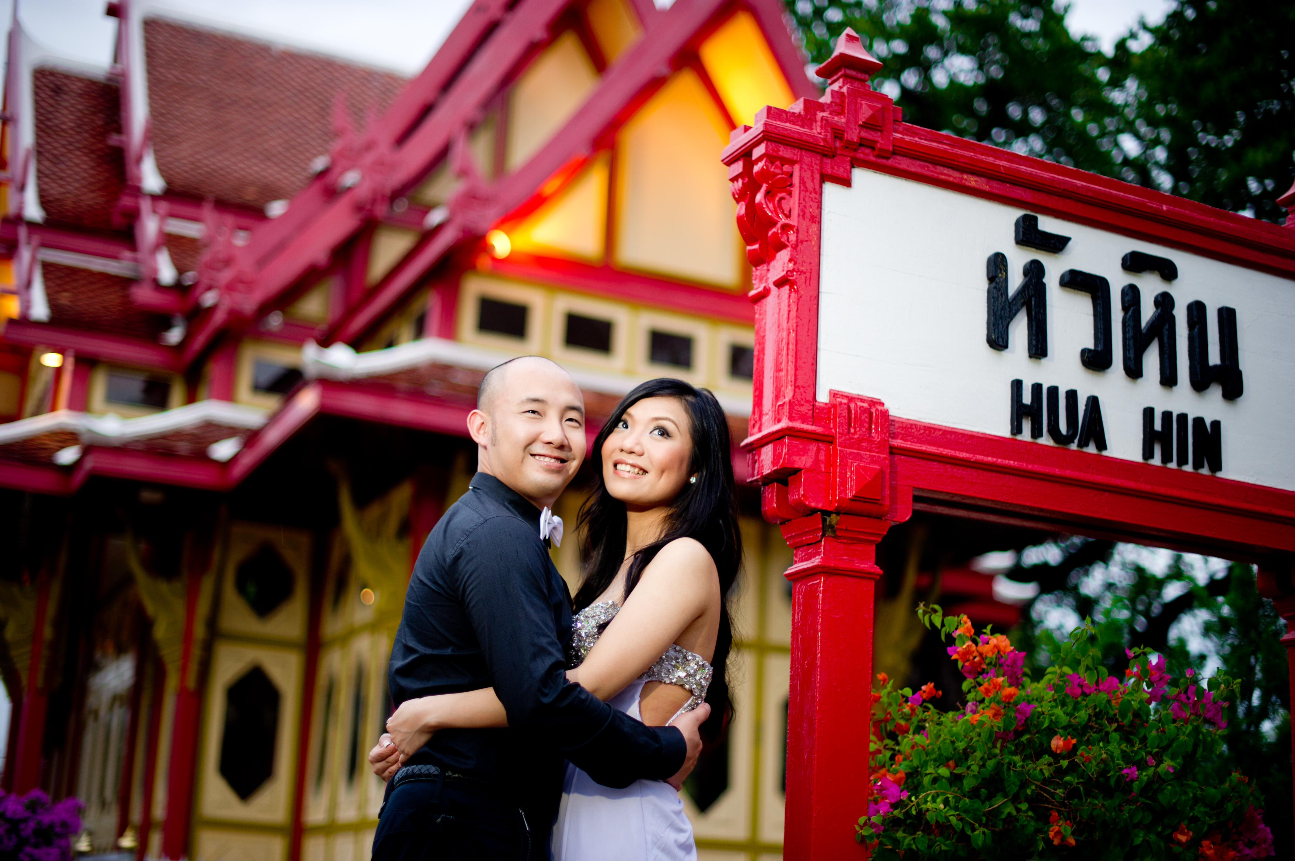 Pre Wedding Hua Hin Thailand   Hua Hin Wedding Photography