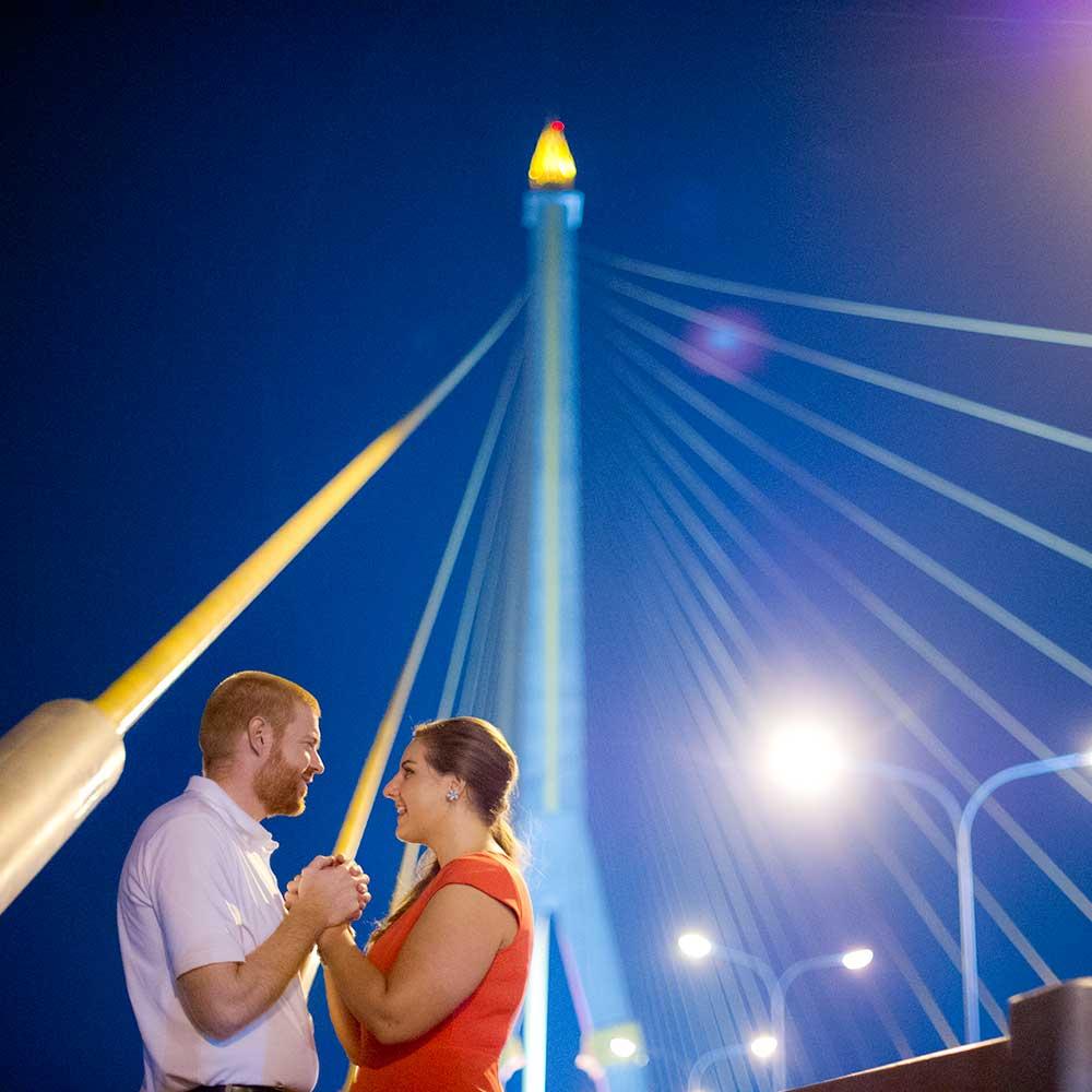 Testimonial - Kathryn & Joseph - Wedding couple from United States