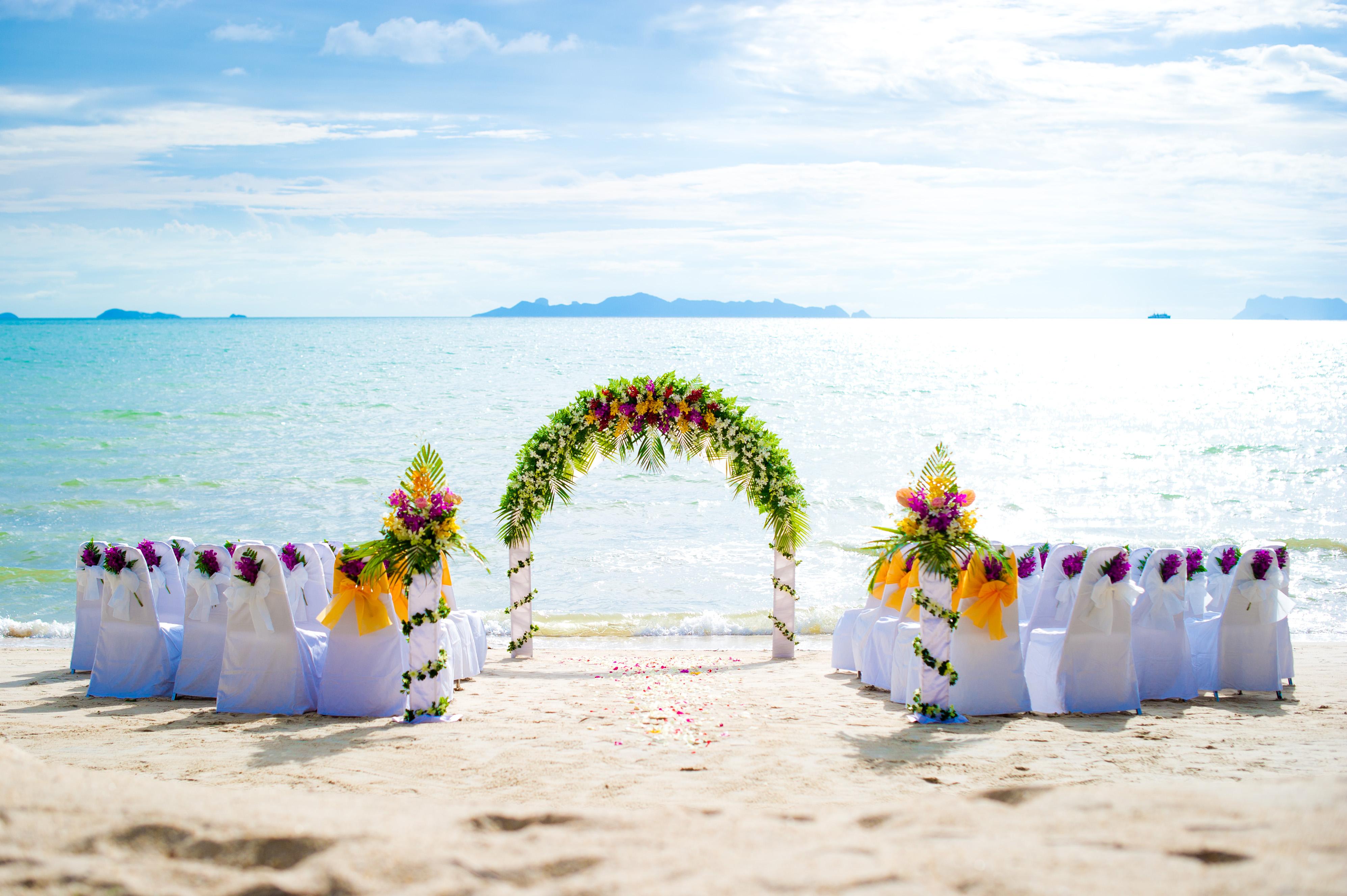 Koh Samui Lipa Lodge Resort Wedding   Koh Samui Wedding Photography