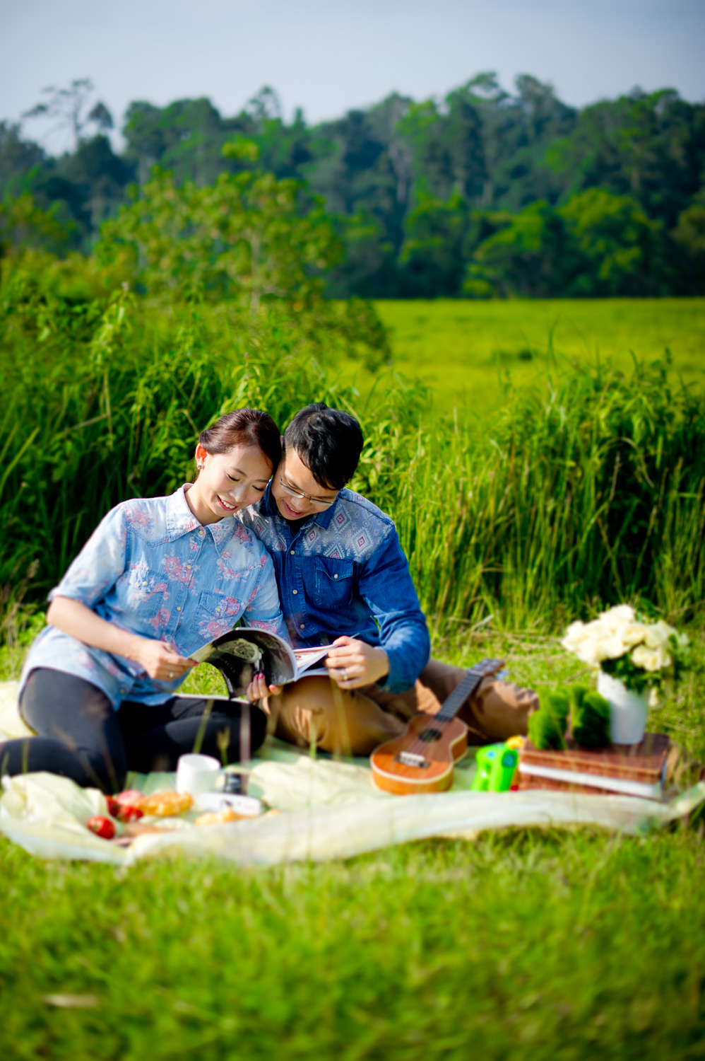 Thailand Wedding Photography: Preview:Khao Yai Pre-Wedding (Engagement Session