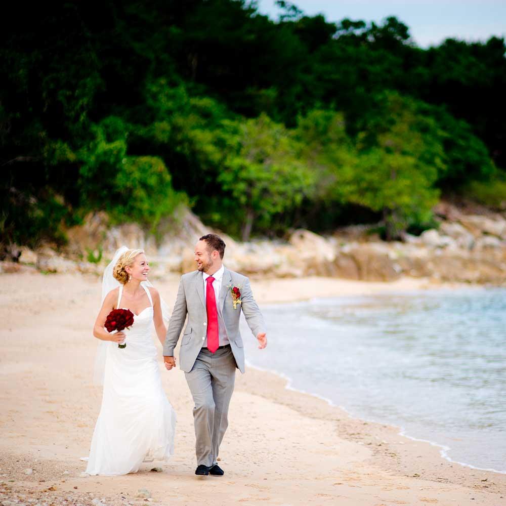 Testimonial - Anna & David - Thailand Koh Samui Wedding