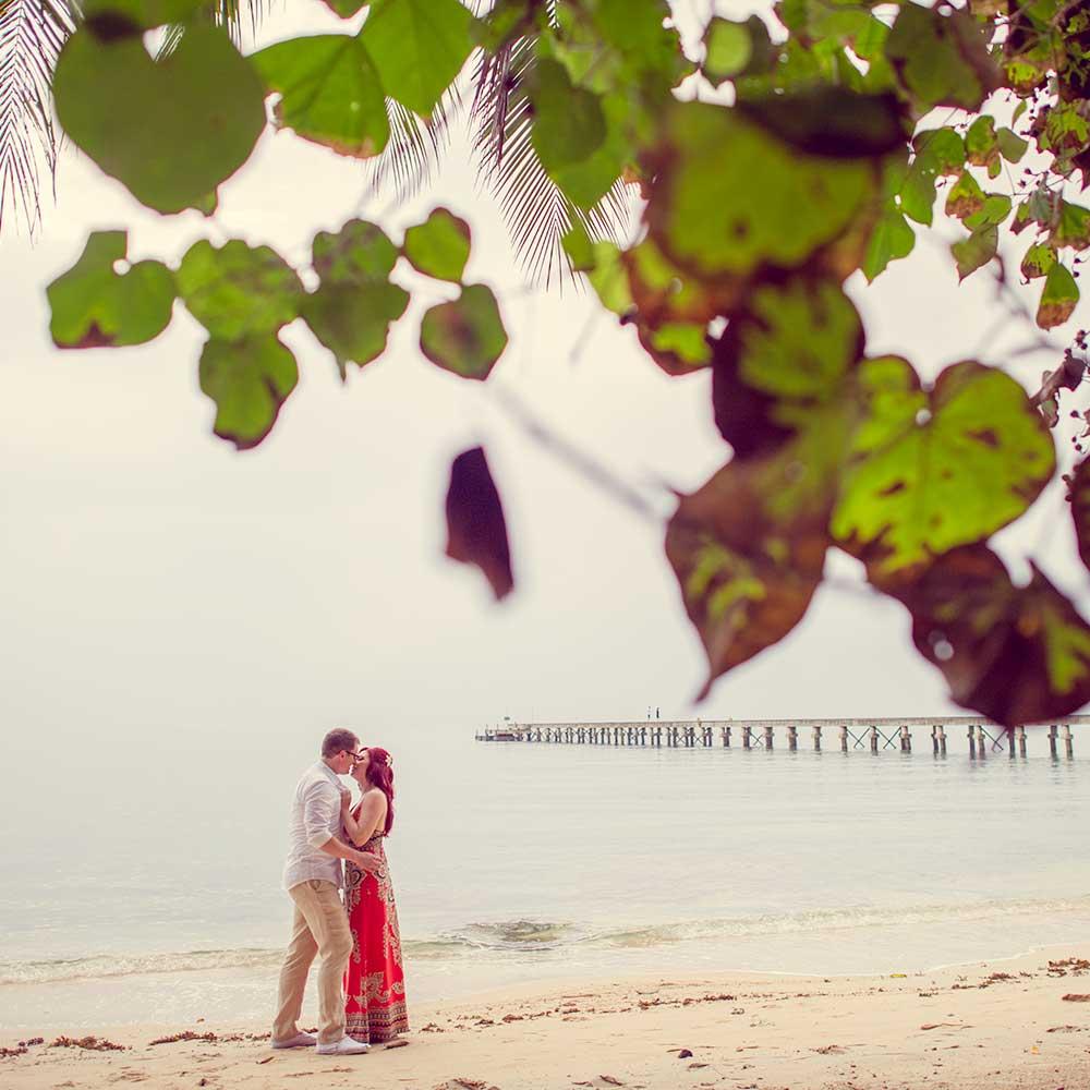 Testimonial - Dona & Austin - Wedding couple from United States