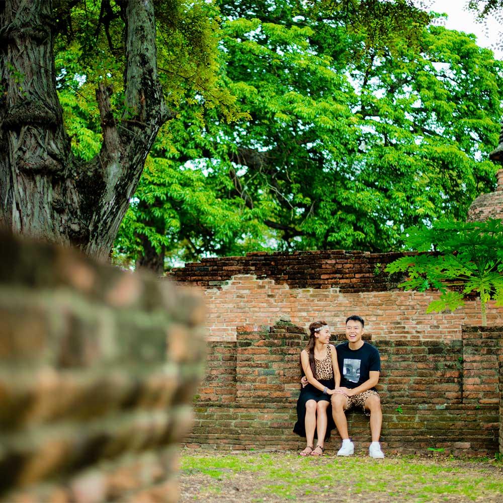 Testimonial - Erica & Raymond - Thailand Ayutthaya Pre-Wedding (Engagement Session)