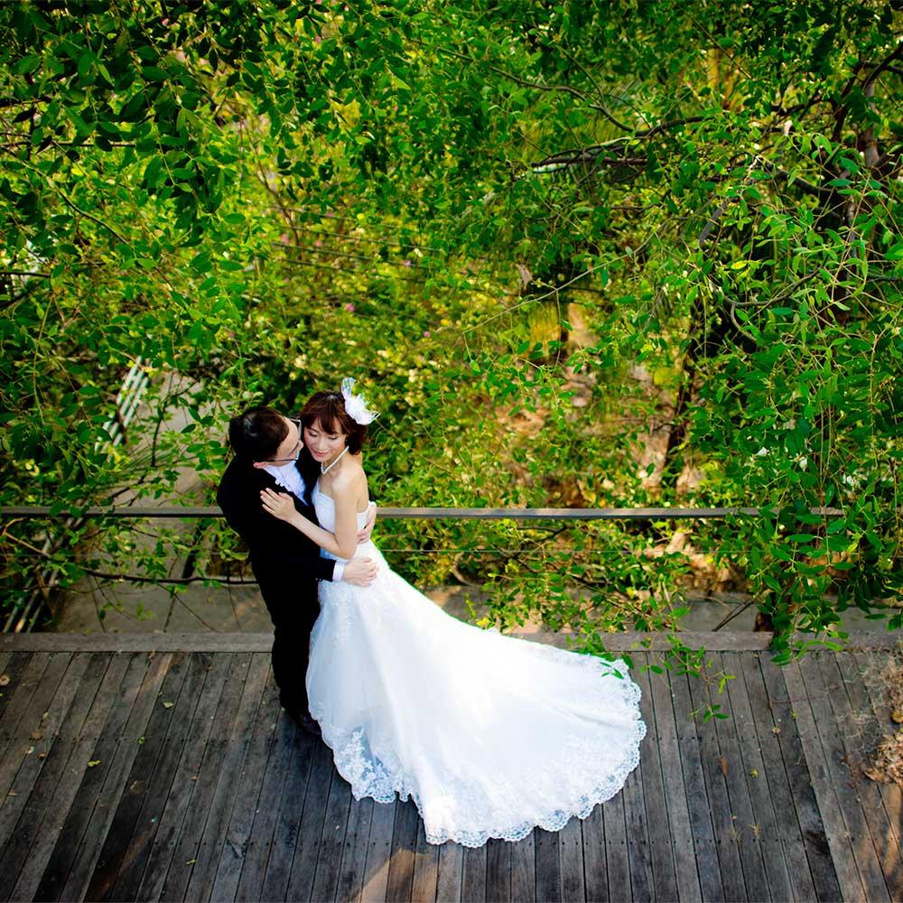 Testimonial - Ita & George - Thailand Bangkok Pre-Wedding Session