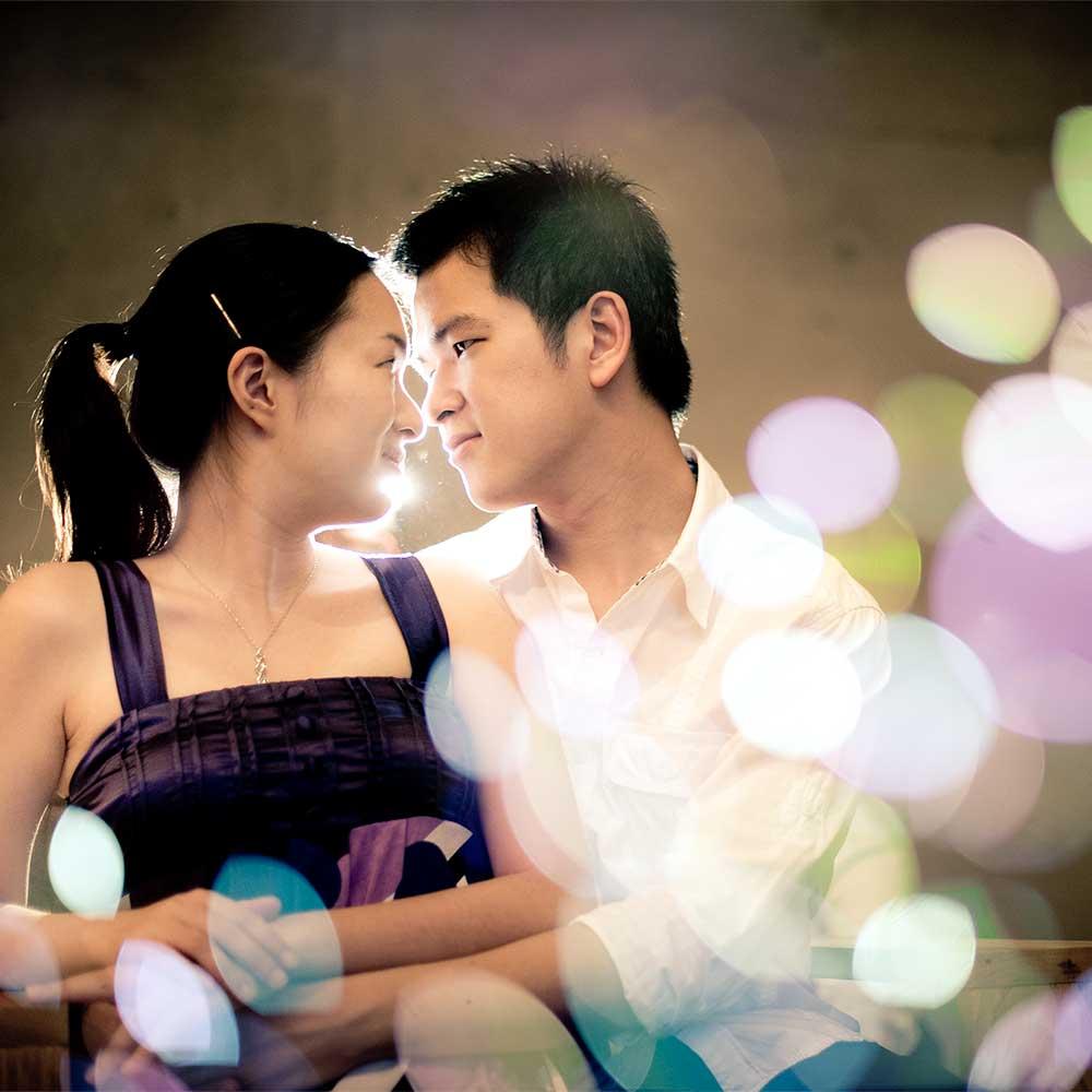 Testimonial - Joyce & Chris - Wedding couple from Hong Kong