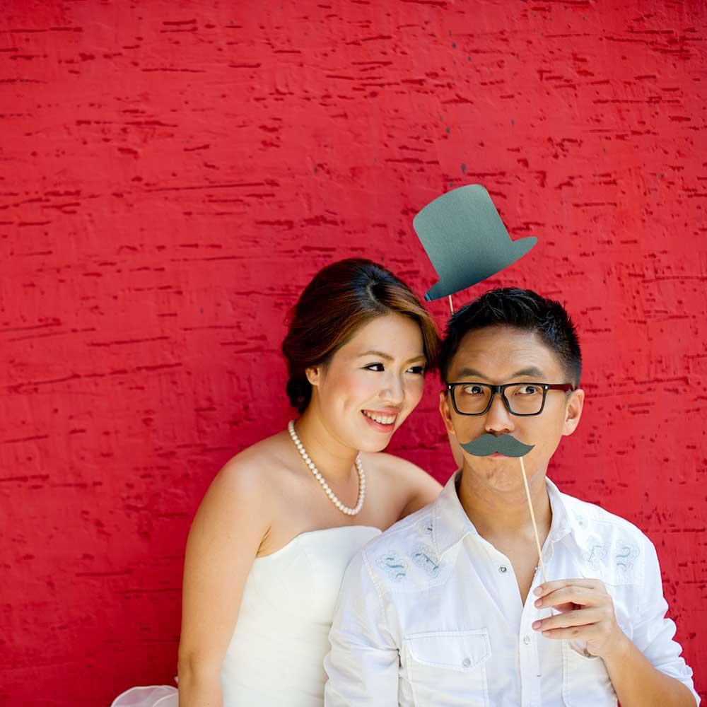 Testimonial - Karen & Louis - Wedding couple from Hong Kong