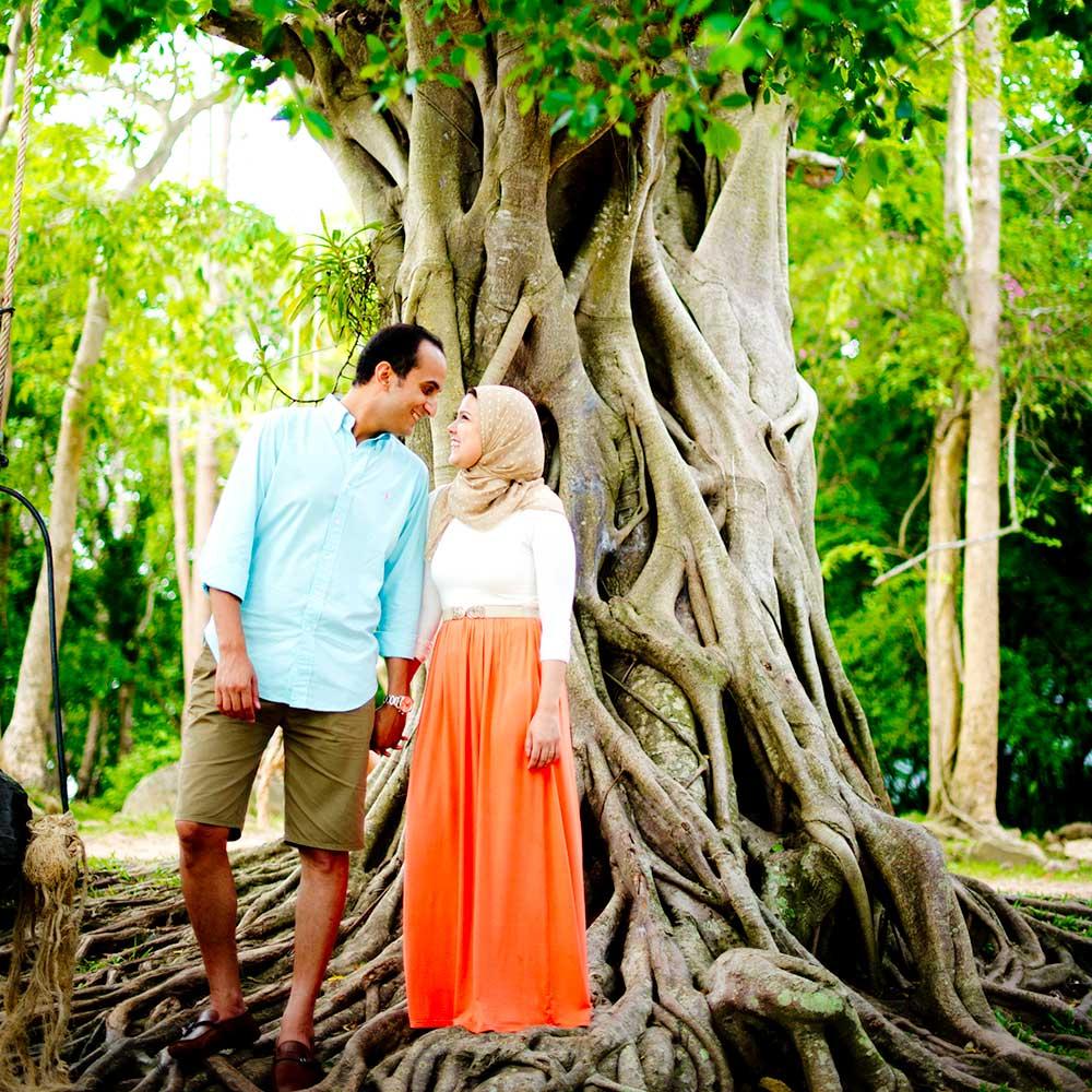Testimonial - Mohamed & Yasmine - Thailand Phuket Post Wedding Session