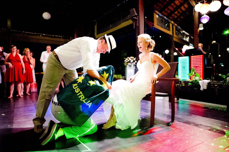 Nora Buri Resort and Spa Koh Samui Wedding   Samui Documentary Wedding Photography