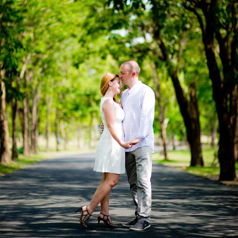 Testimonial - Sara & Mark - Wedding couple from Malaysia
