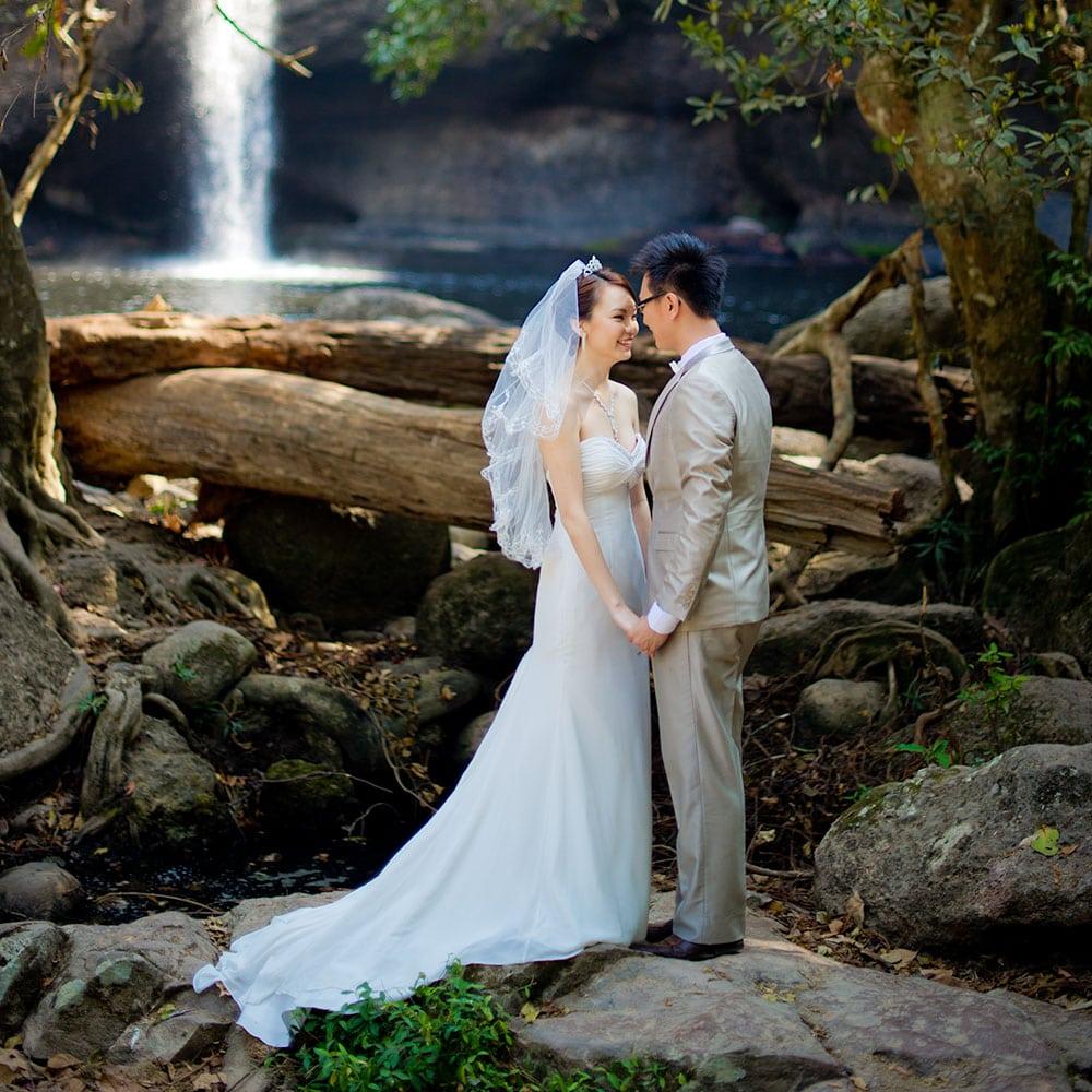 Testimonial - Si'en & Lai - Wedding couple from Singapore
