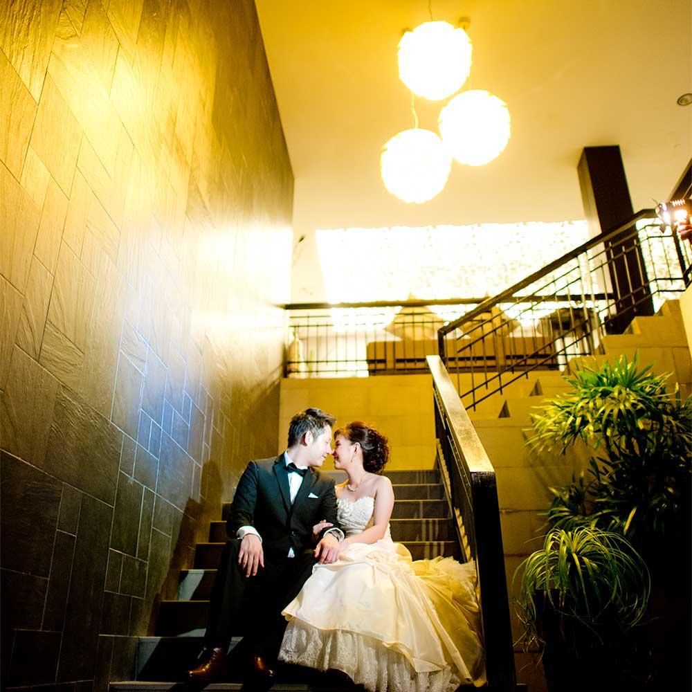Testimonial - Sinta & Jemmy - Wedding couple from Hong Kong