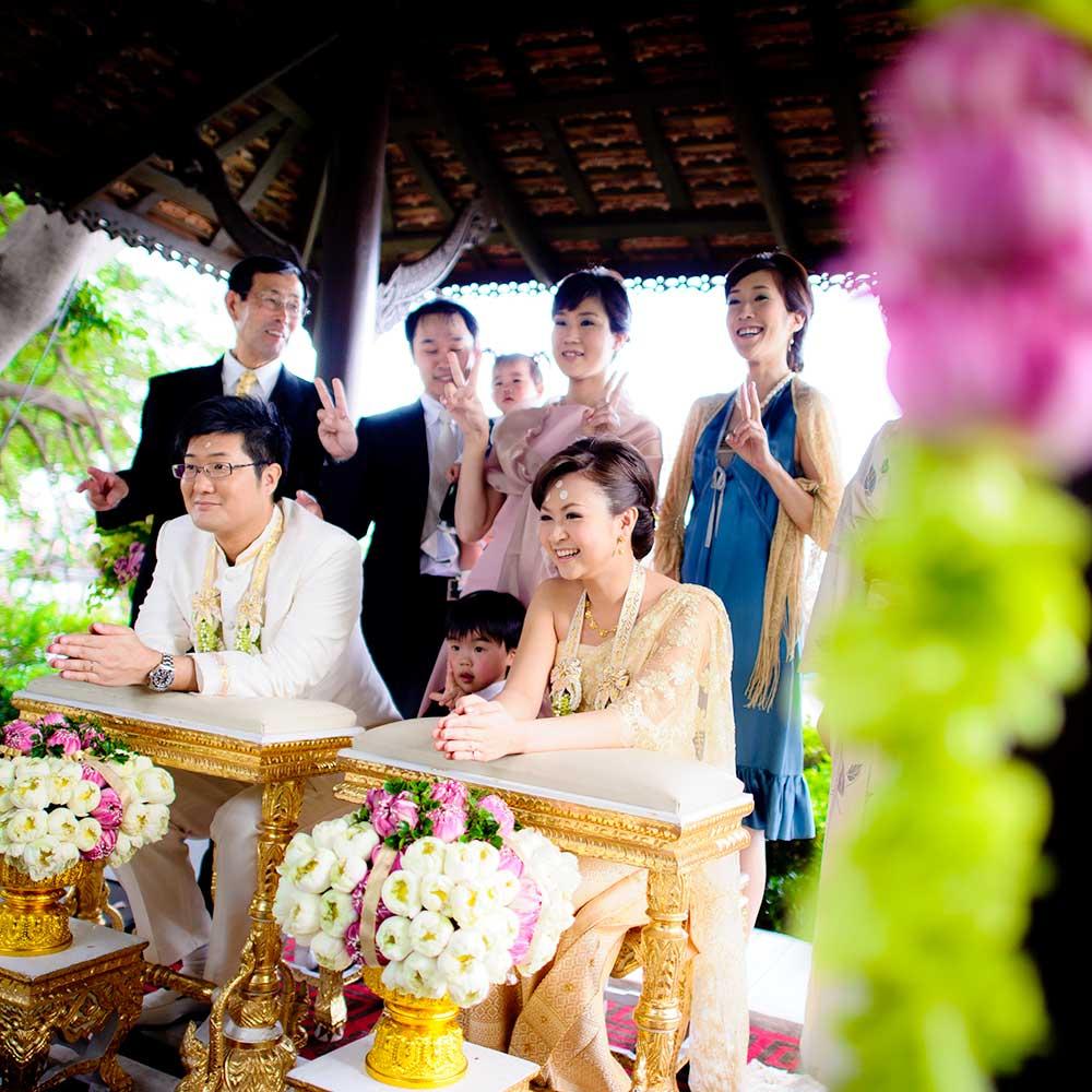 Testimonial - Tanajit & Akira - Wedding couple from Thailand