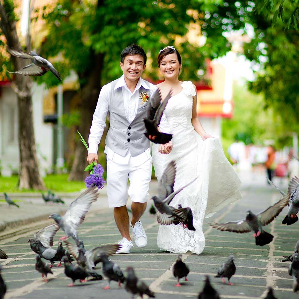 Testimonial - Tracy & Kelvin - Wedding couple from Malaysia