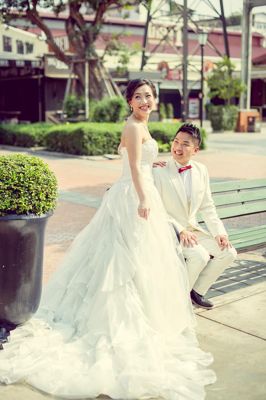 Bangkok Pre-Wedding Session of a couple from Macau | Thailand ...