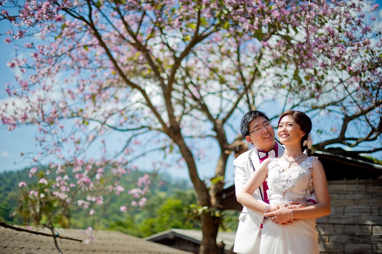 Thailand Wedding Photography: Doi Suthep - Pui National Park
