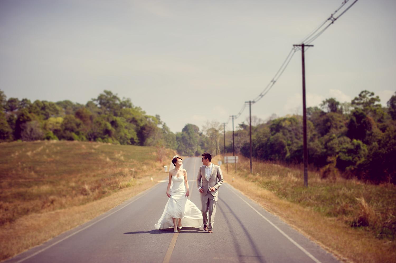 Pre-Wedding in Khao Yai