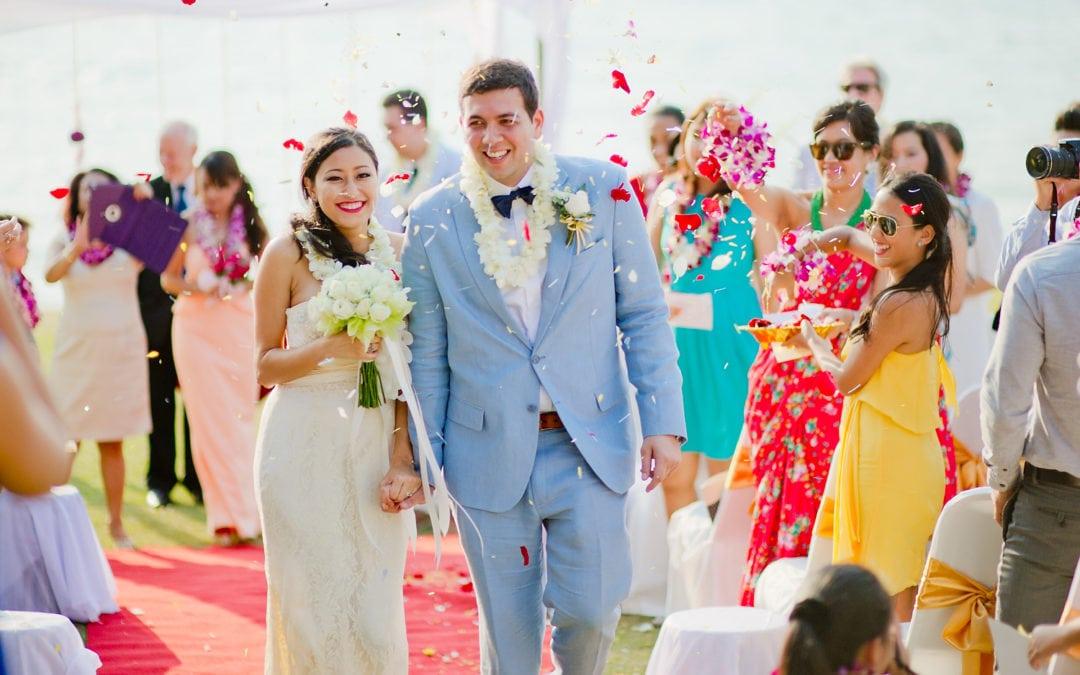Royal Varuna Yacht Club Wedding: Raagini and Jeremy