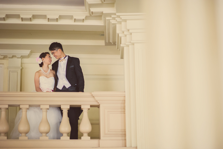 Dan and jill wedding