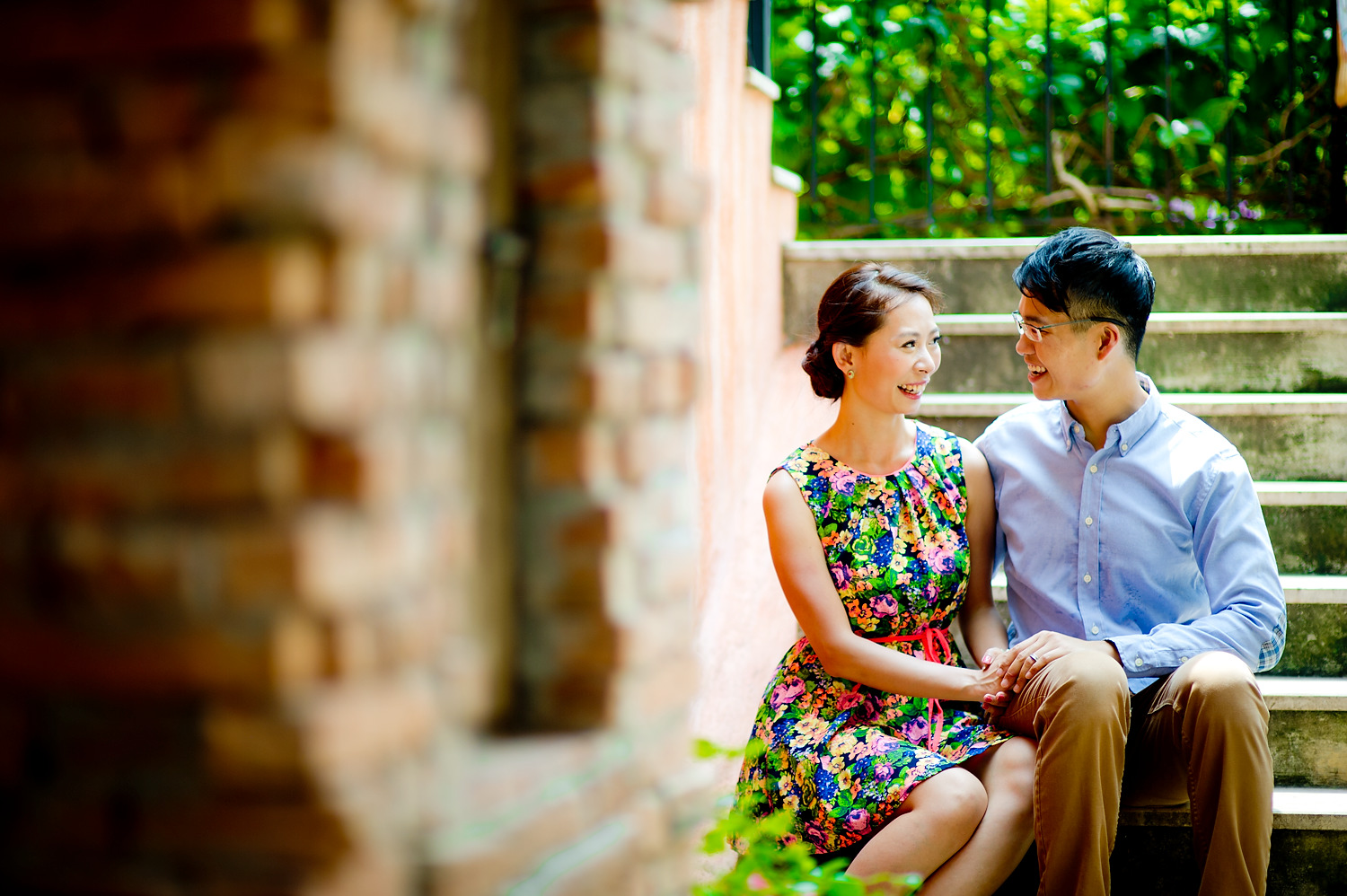 Photo of the Day - Palio Khao Yai Pre-Wedding of a couple from Hong Kong