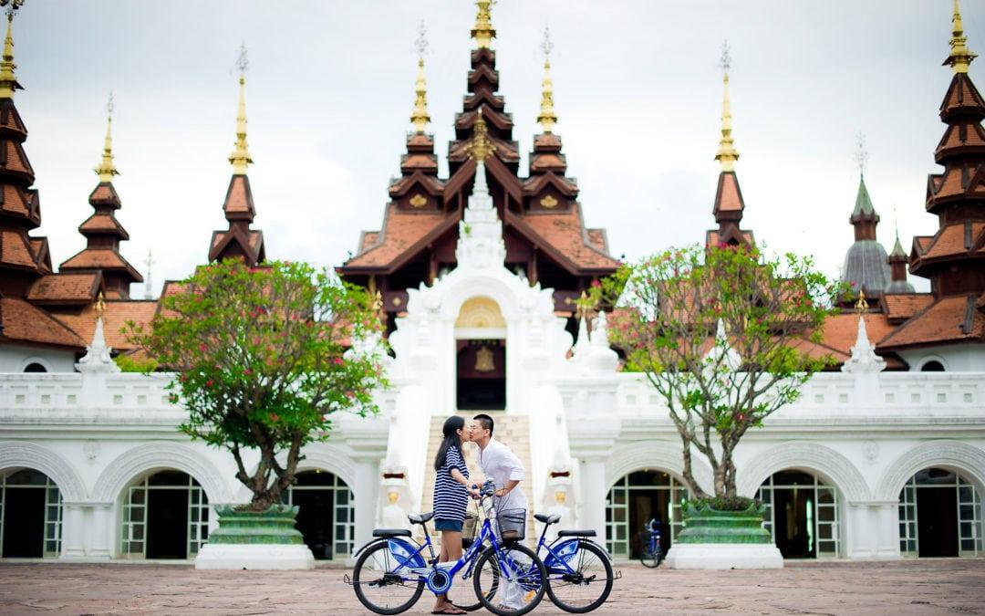 Chiang Mai Pre-Wedding: Bhubing Palace & The Dhara Dhevi Chiang Mai (Mandarin Oriental Dhara Dhevi)