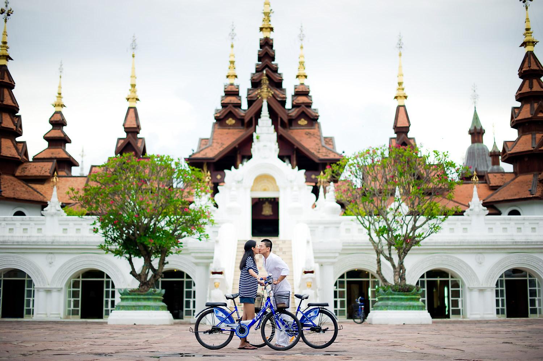 Thailand Wedding Photographer  Wedding Day & Pre-Wedding - Bangkok Patta...