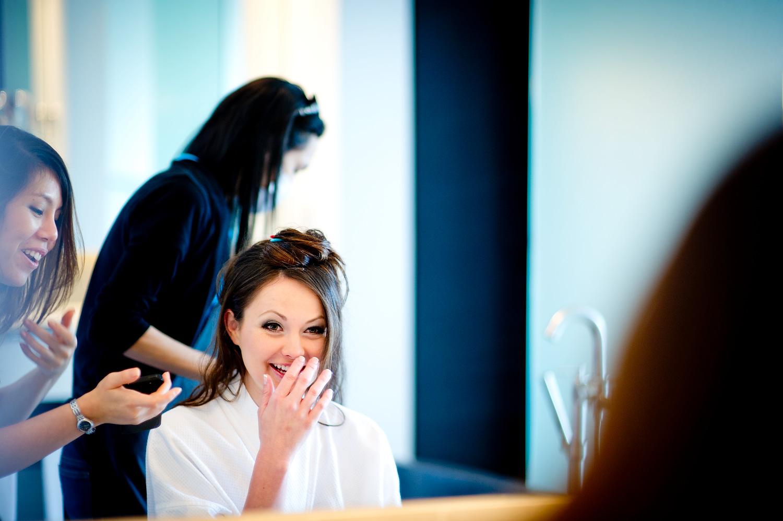 Phuket Wedding - Bride Getting Ready