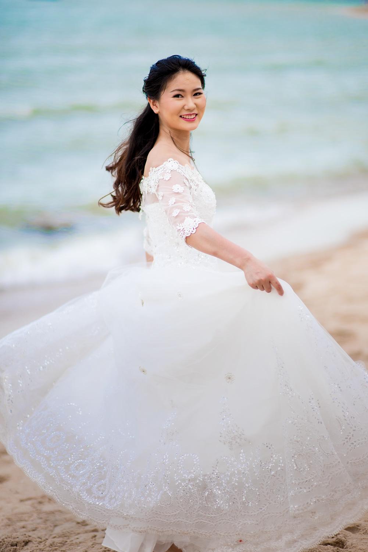 Hua Hin Beach Pre-Wedding | Hua Hin Wedding Photography