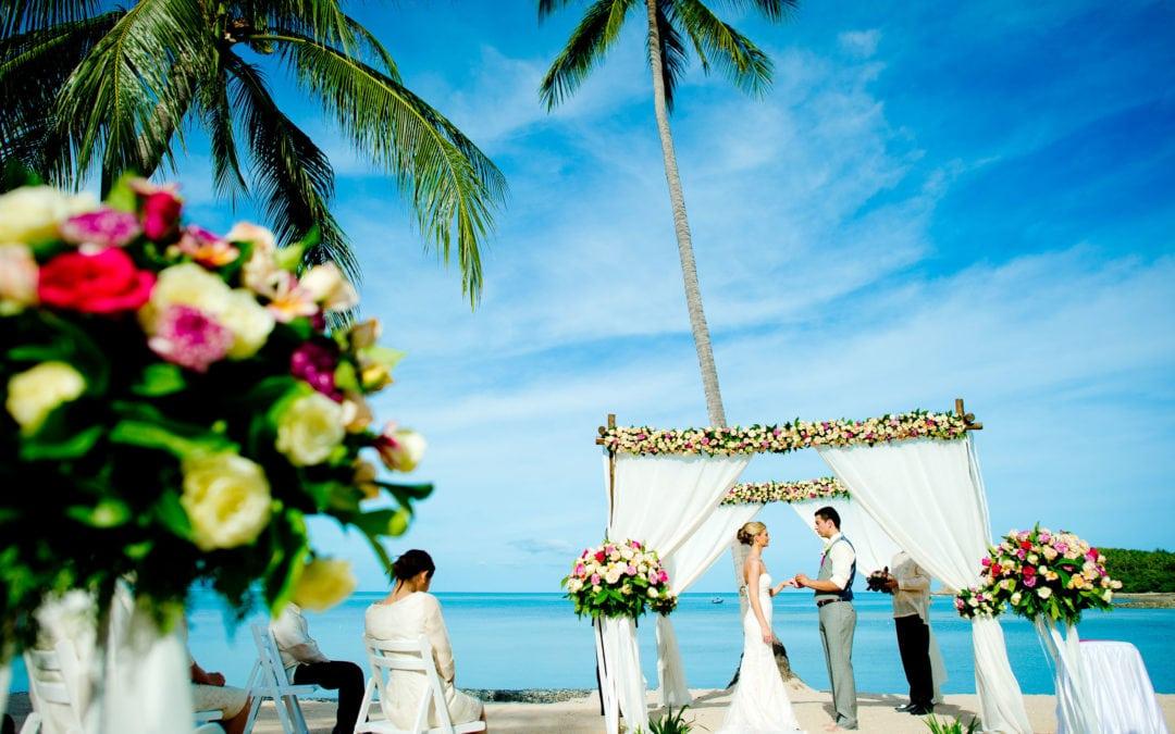 Photo of the Day: Nora Beach Resort & Spa Wedding