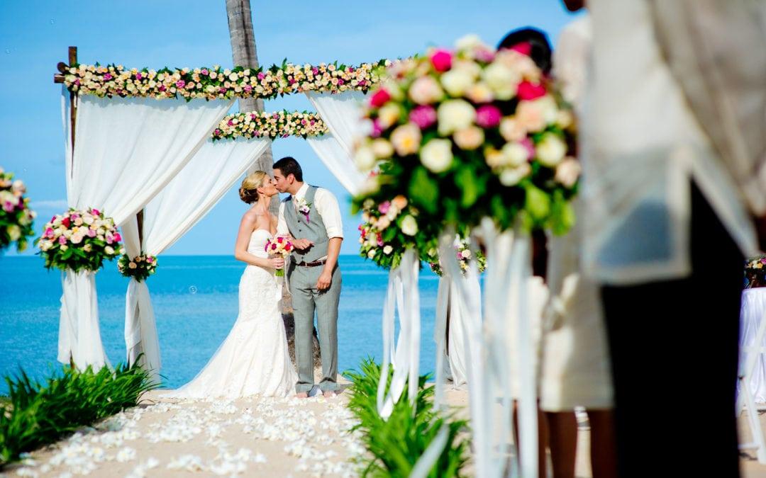 Nora Beach Resort & Spa Koh Samui Thailand Wedding Photography