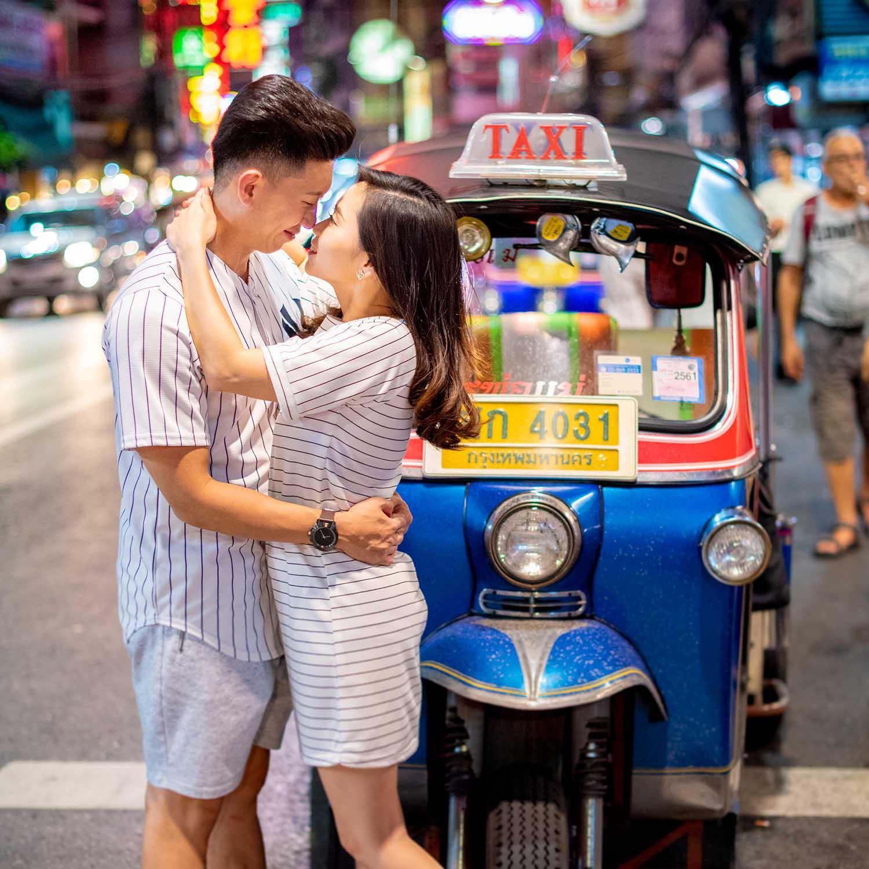 Testimonial - Erica & Ray - Thailand Bangkok Pre-Wedding (Engagement Session)