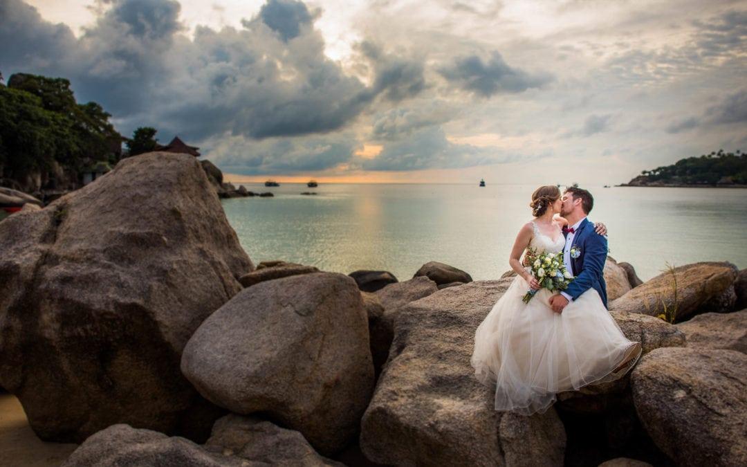 Koh Tao Island Thailand Wedding | Casas del Sol Luxury Boutique Villas – Freedom Beach