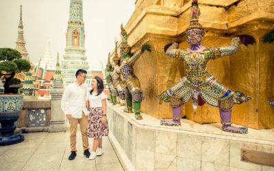 Grand Palace Bangkok Pre Wedding Photography   Preview