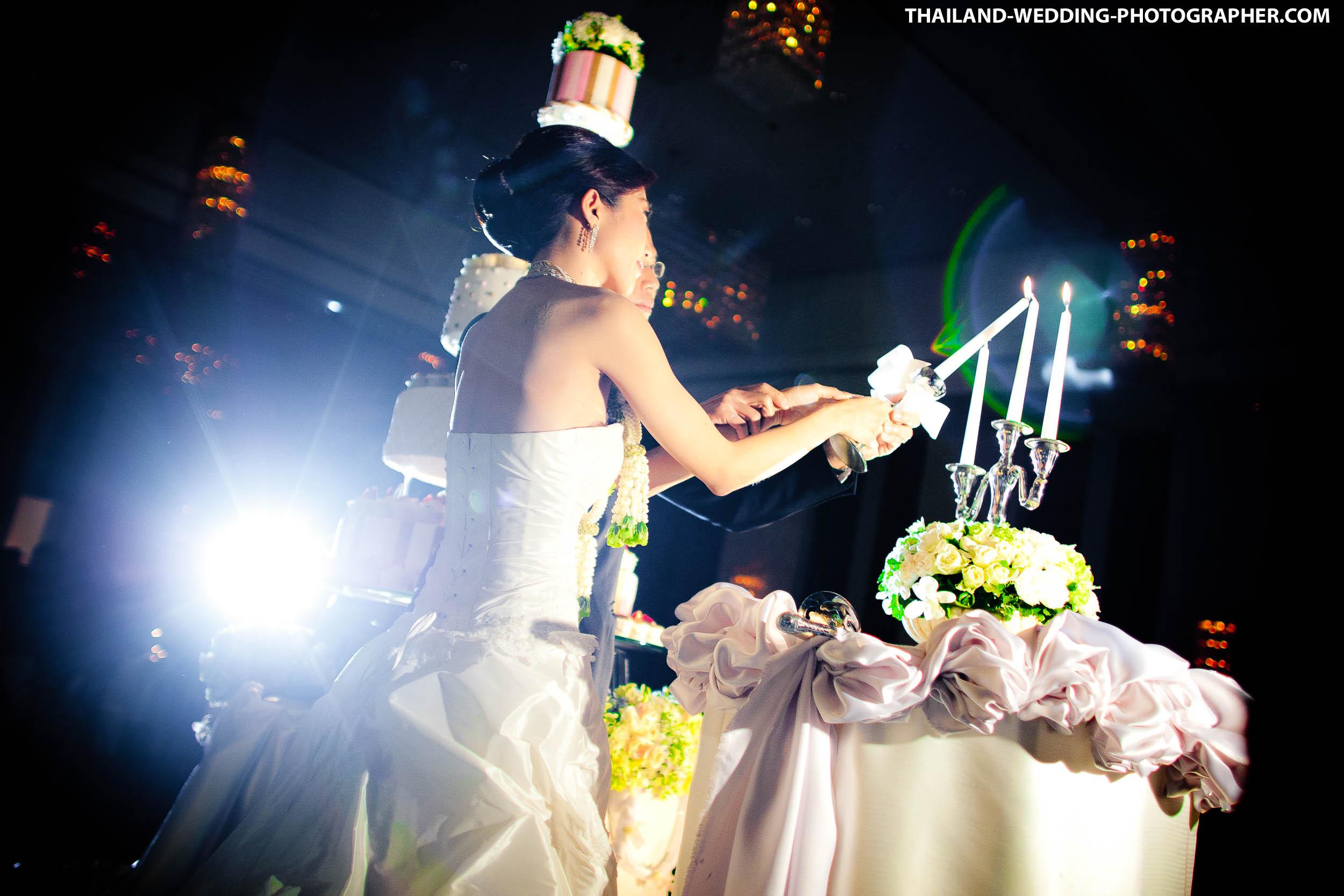 Centara Grand at CentralWorld Wedding