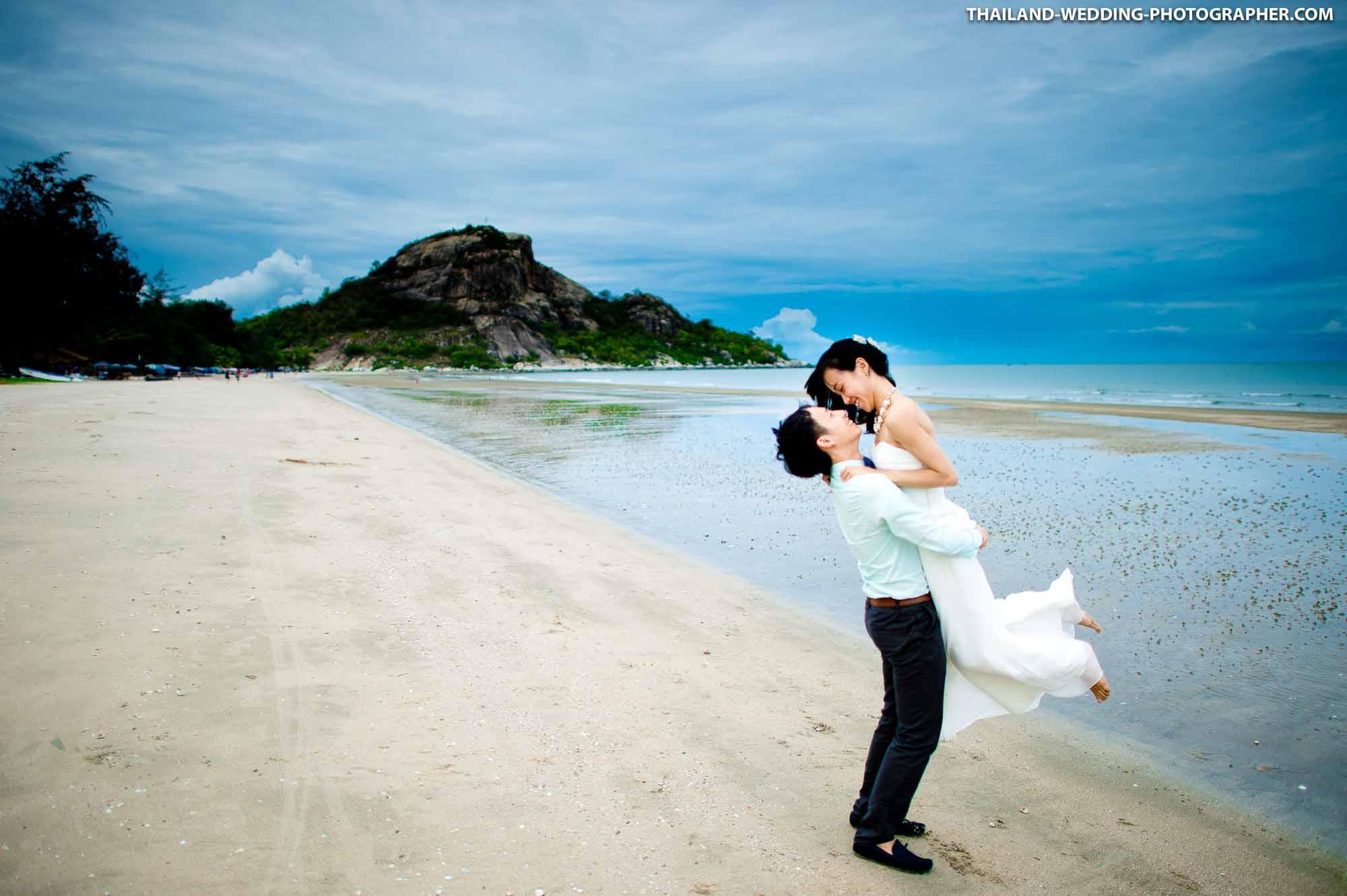 Suan Son Pradipat Beach Hua Hin Wedding Photography