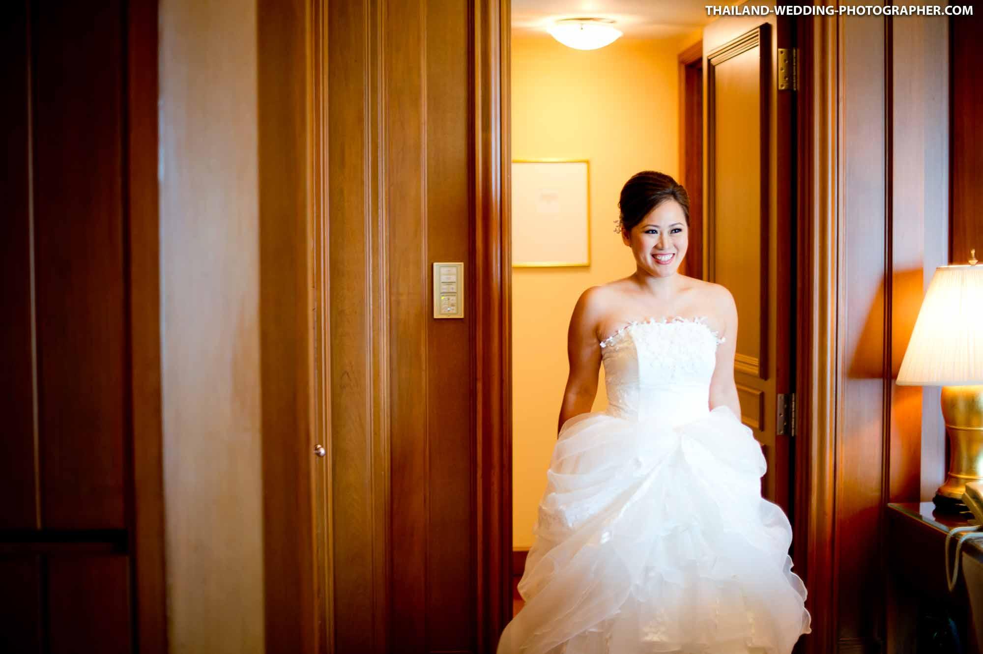 The Peninsula Bangkok Thailand Wedding Photography