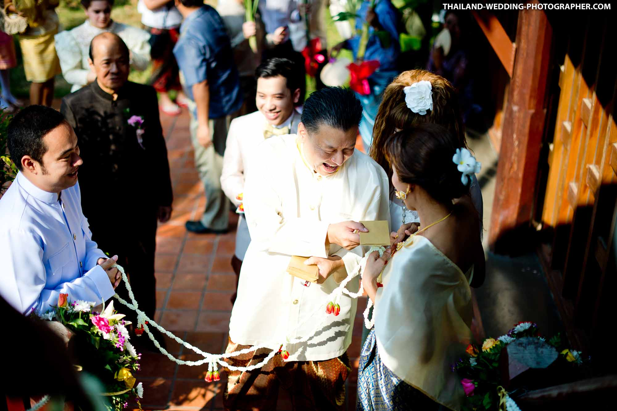Dhabkwan Resort & Spa Nonthaburi Thailand Wedding Photography
