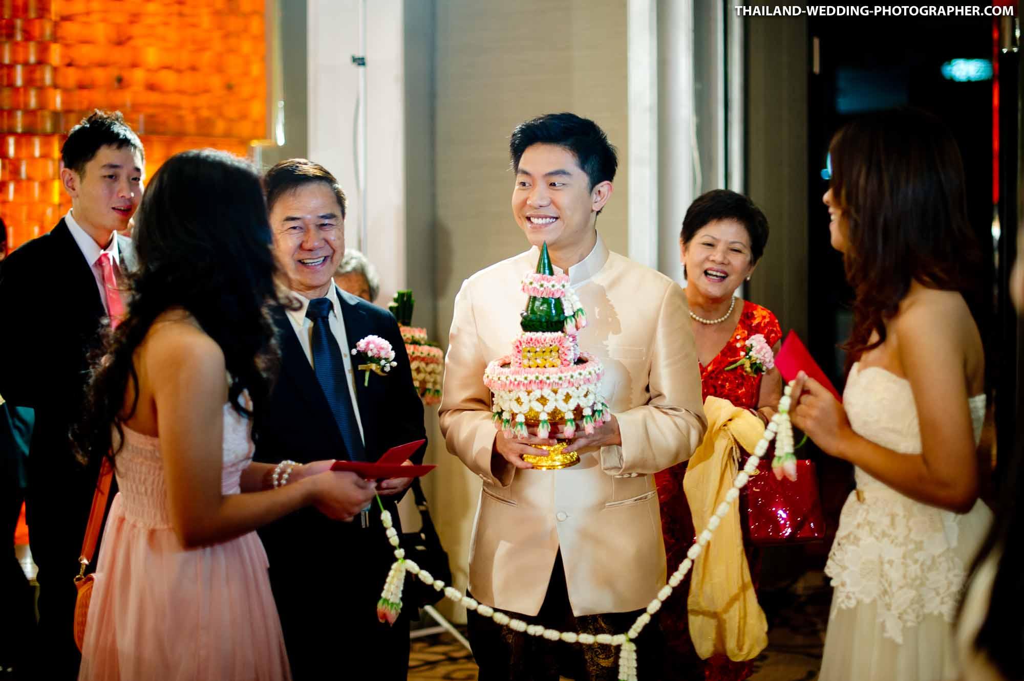 Pullman Bangkok Grande Sukhumvit Thailand Wedding Photography