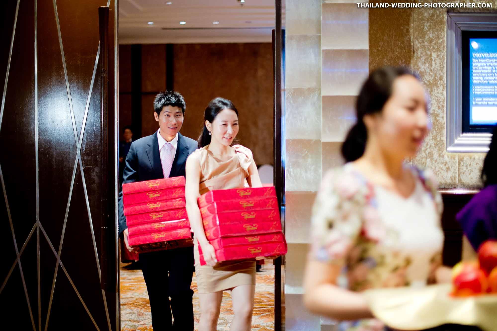 InterContinental Bangkok Thailand Wedding Photography