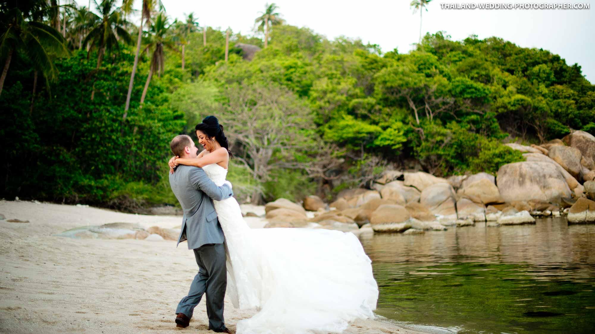 Silavadee Pool Spa Resort Koh Samui Wedding Photography