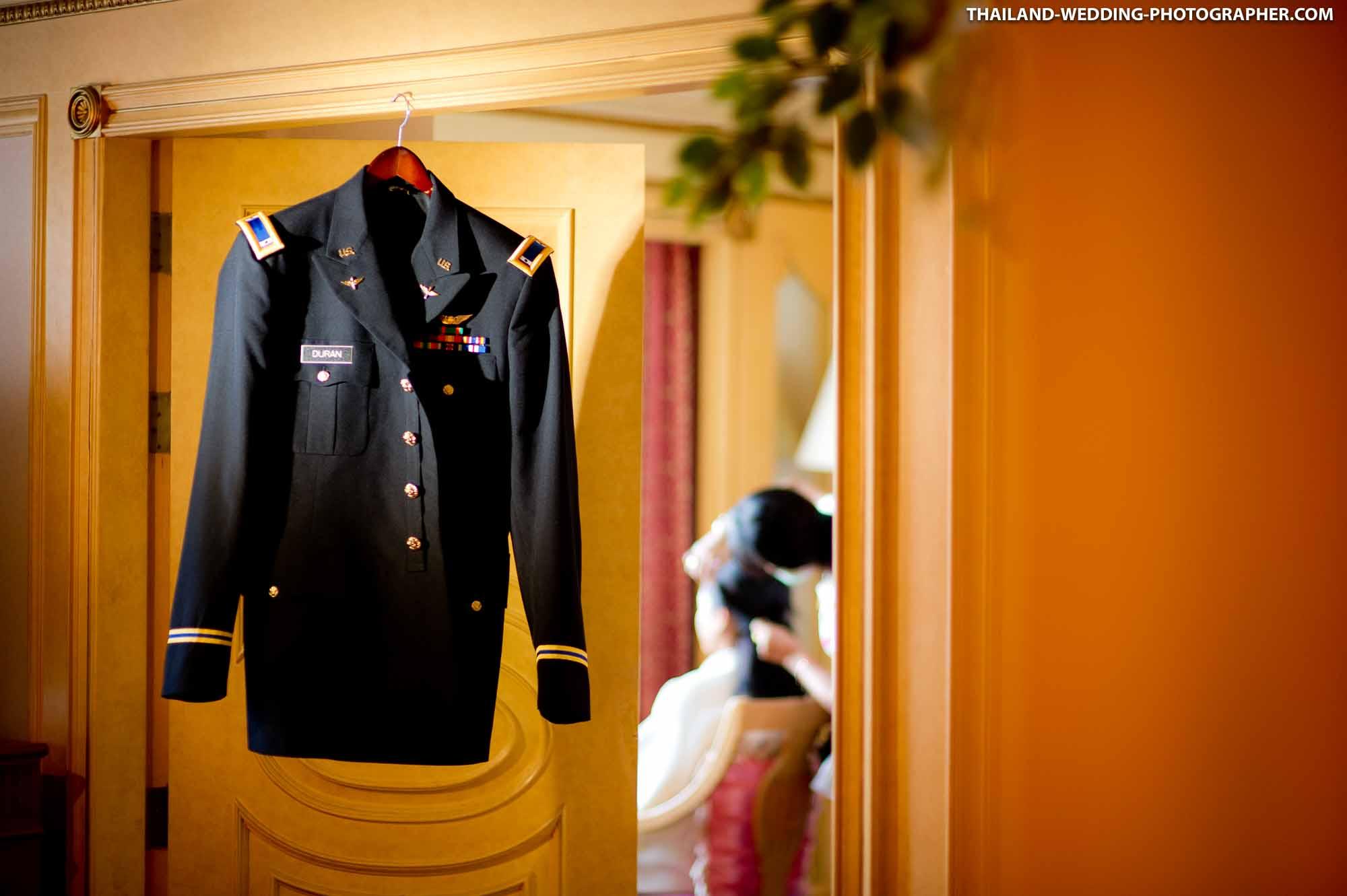 Golden Tulip Sovereign Rama 9 Wedding Photography
