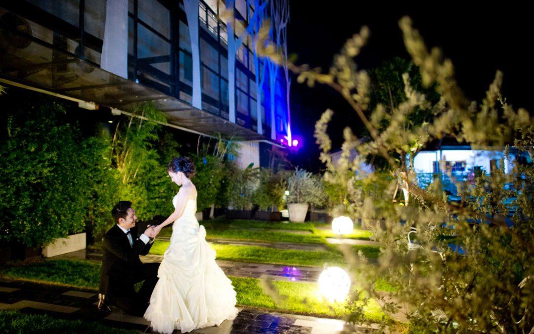 Cher Resort in Hua Hin Cha-am Marriage Proposal