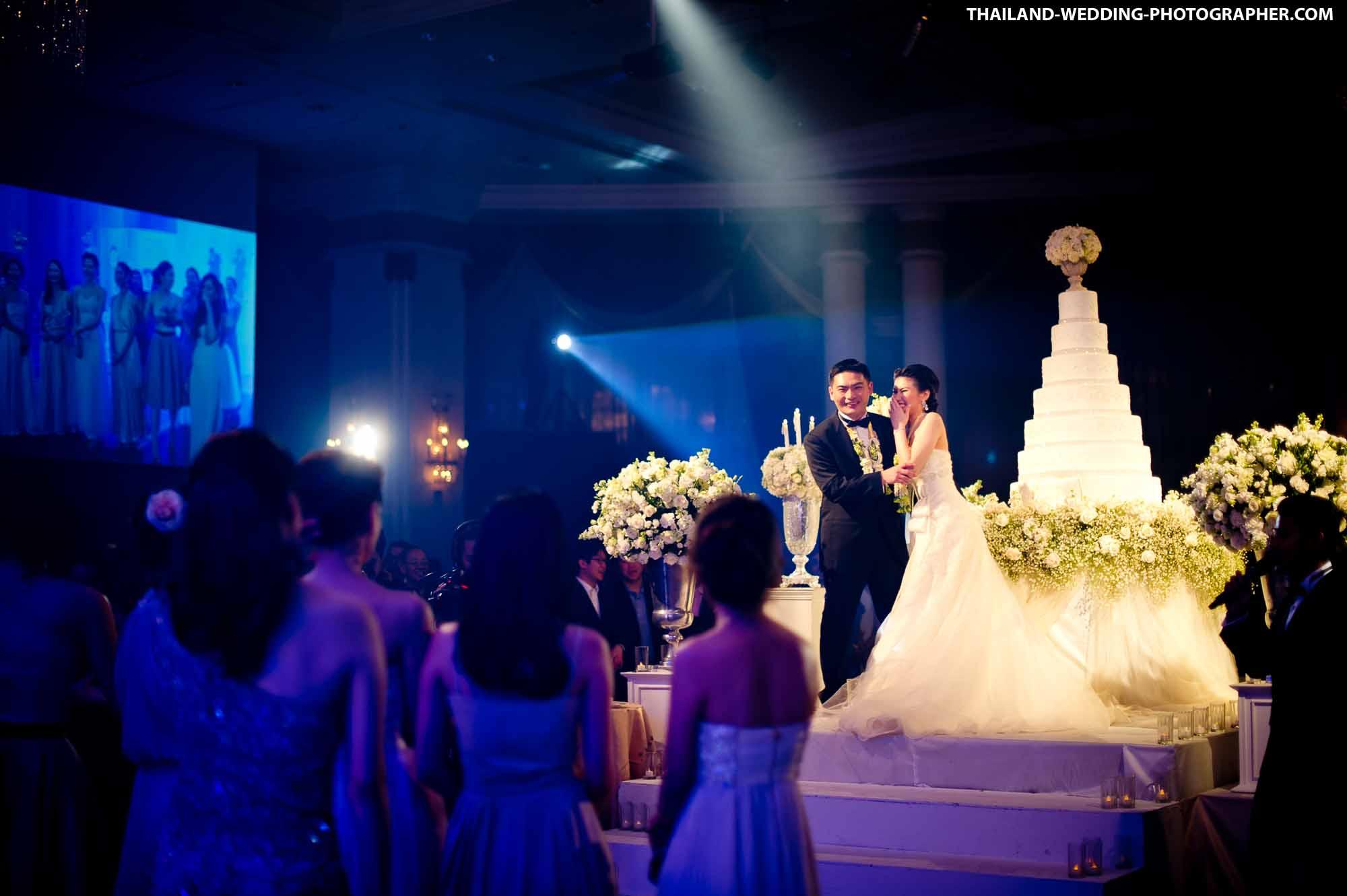 The Athenee Hotel Bangkok Wedding Photography