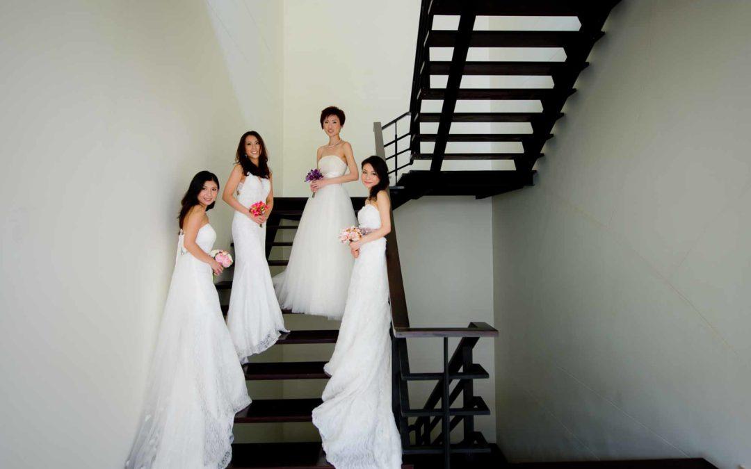 Cape Nidhra Hotel Hua Hin Thailand Wedding Photography