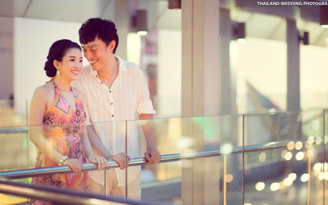 Guan Shan & Xie Pre-Wedding in Bangkok