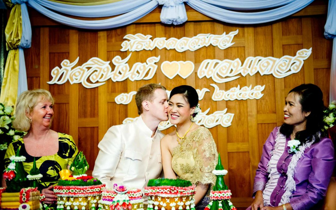Ruenjoawsao & Suan Thip Nonthaburi Wedding
