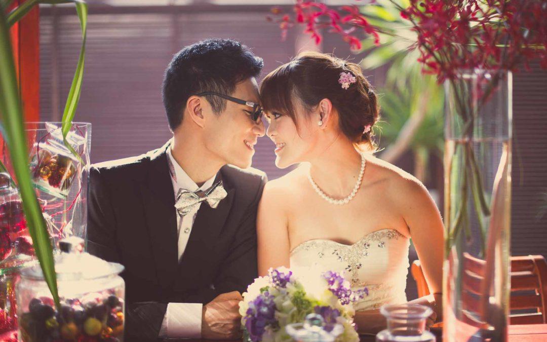 Let's Sea Hua Hin Al Fresco Resort Thailand Pre-Wedding